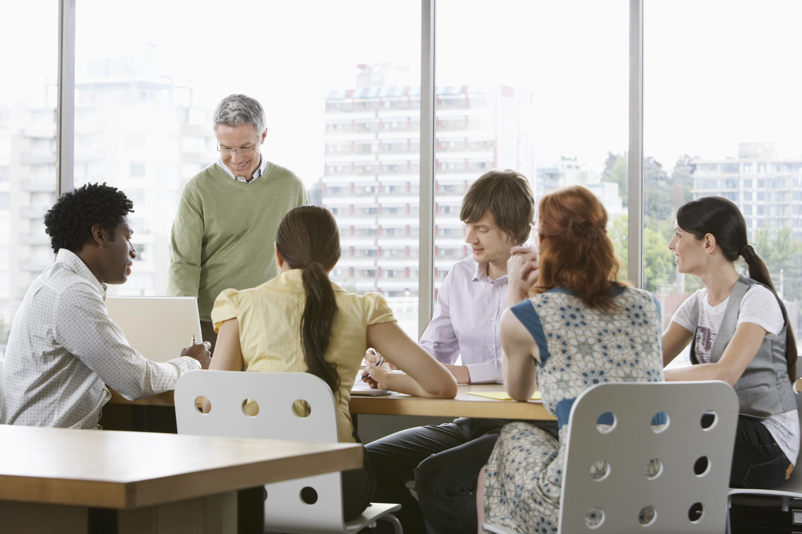 Group Coaching Enhances Opportunities