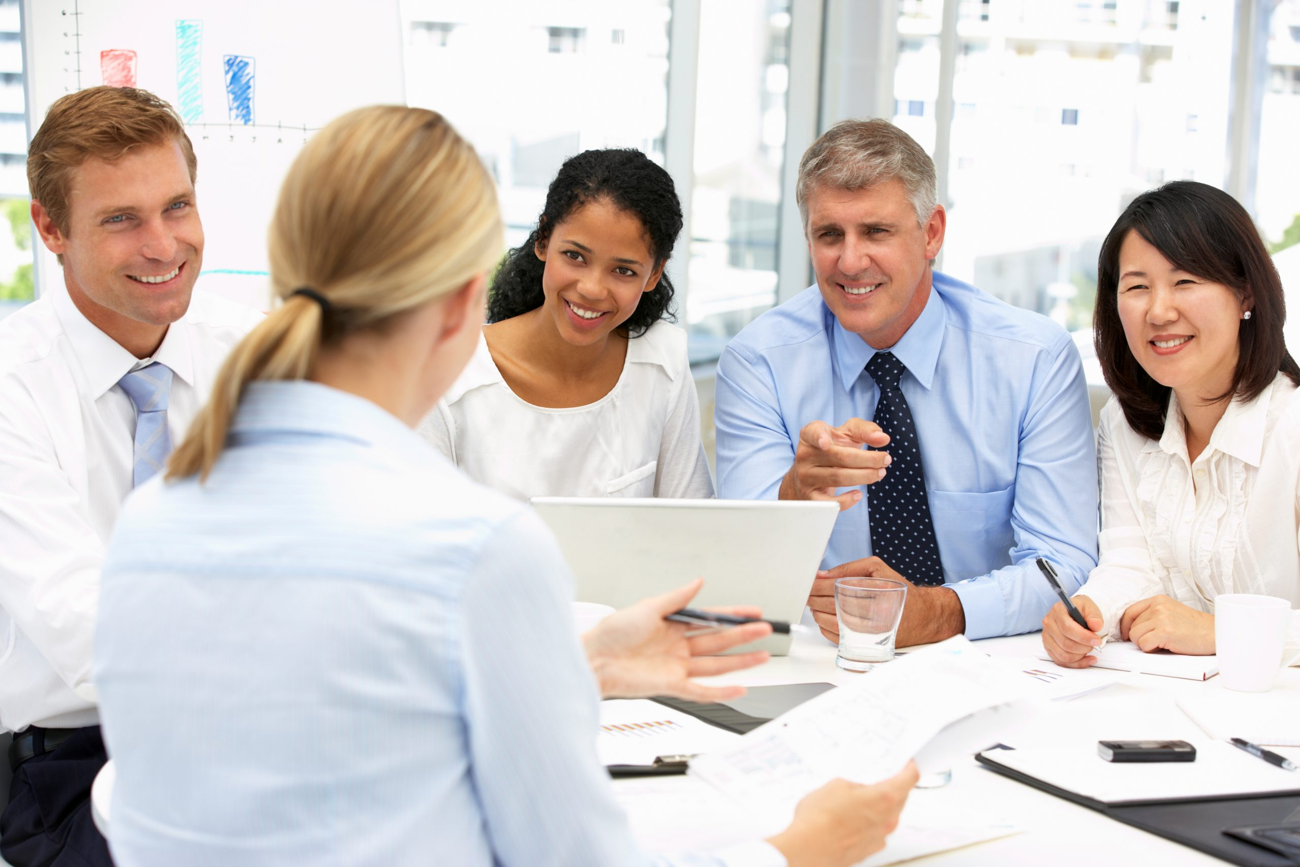 Group or Team Coaching - A Smart Opportunity