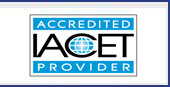 Authorized IACET certification provider